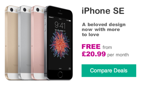 Best iphone 5 upgrade deals on o2