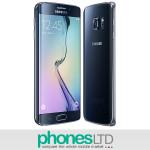 Samsung Galaxy S6 Edge Black Sapphire 32GB