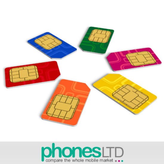 Sim card only deals mobile phones