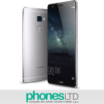Huawei Mate S Titanium Grey