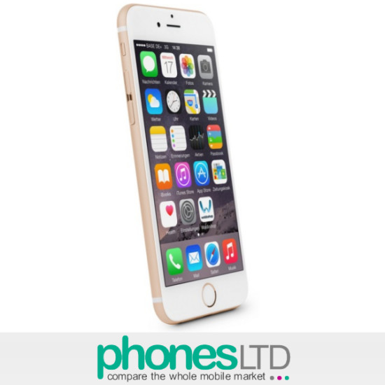cheapest apple iphone 6 16gb gold deals compare upgrades contract offers phones ltd. Black Bedroom Furniture Sets. Home Design Ideas