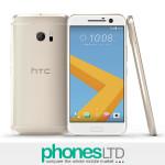 HTC 10 Topaz Gold