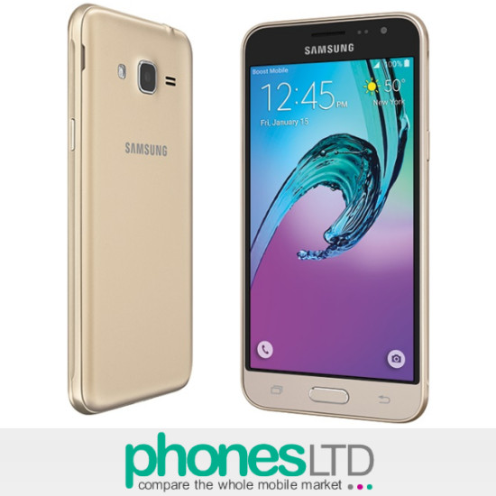 cheapest tesco mobile samsung galaxy j3 gold deals. Black Bedroom Furniture Sets. Home Design Ideas