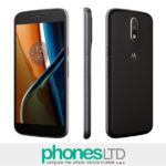 Motorola MOTO G4 4th Gen 2016 Black