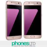Samsung Galaxy S7 Rose Pink Gold