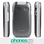 Doro 6520 Grey Flip Phone deals