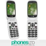 Doro 6520 Flip Phone Red deals