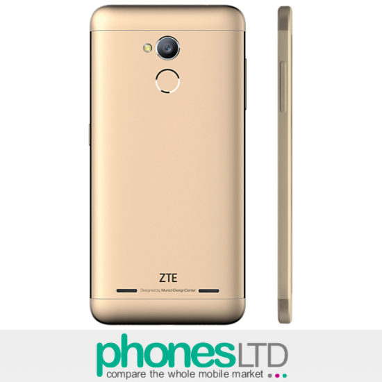 zte blade v7 lite gold you ever thought