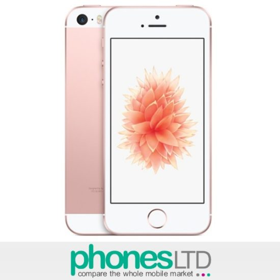 cheapest sky mobile apple iphone se 32gb rose gold deals