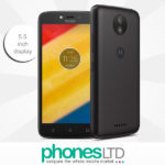 Motorola MOTO C 16GB Starry Black cheapest deals