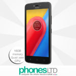 Motorola MOTO C 16GB Starry Black upgrade deals