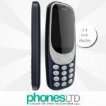 Nokia 3310 2017 Blue (matte) contract deals