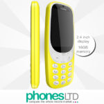 Nokia 3310 2017 Glossy Yellow Contract Deals