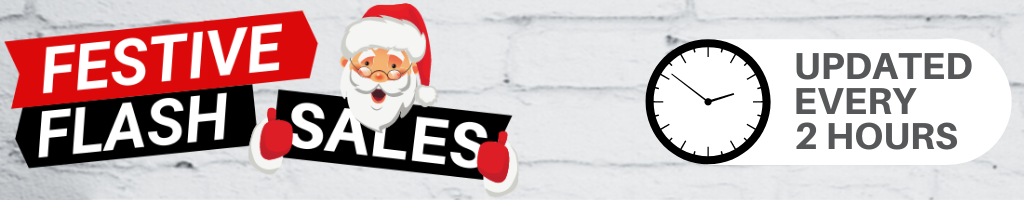 Festive Flash Sales with Special Xmas Offers on all Mobile Deals