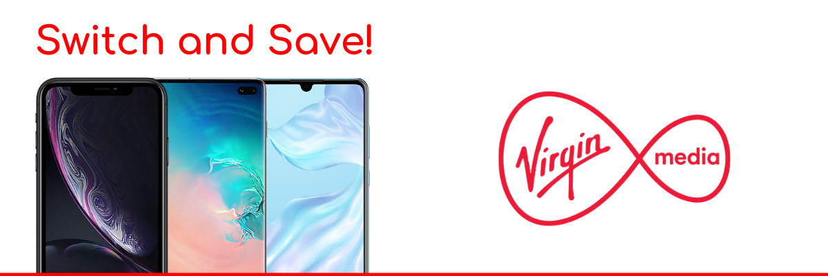 Compare the cheapest contract phone deals on Virgin Mobile and save