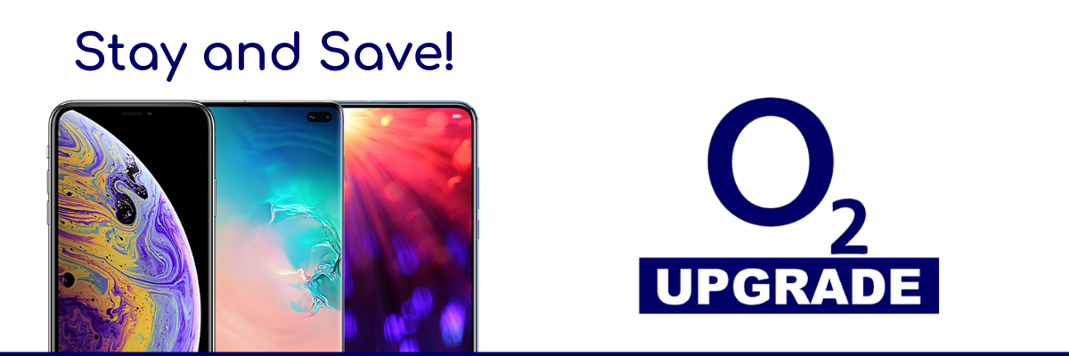 Compare the cheapest O2 Upgrade offers from all UK retailers, all in one place.