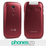 Doro 6520 Flip Phone Red deals