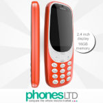 Nokia 3310 2017 Glossy Warm Red contract deals