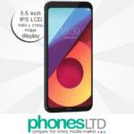 LG Q6 32GB Astro Black Deals