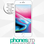 iPhone 8 Plus 256GB Silver deals