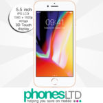 iPhone 8 Plus 64GB Gold deals