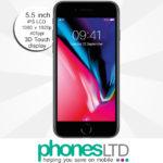 iPhone 8 Plus 64GB Space Grey deals
