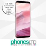 Samsung Galaxy S8 64GB Rose Pink Gold deals