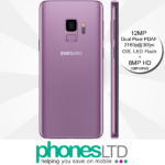 Samsung Galaxy S9 64GB Lilac Purple