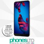 Huawei P20 Black upgrades