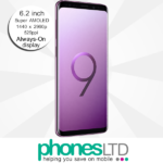 Samsung Galaxy S9+ (S9 Plus) 128GB Lilac Purple deals