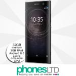 Sony XPERIA XA2 Black upgrades