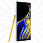 Samsung Galaxy Note9 128GB Ocean Blue deals