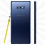 Samsung Galaxy Note9 128GB Ocean Blue contract deals