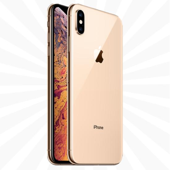 new concept 357ac 25b2a Compare Apple iPhone XS Max 64GB Gold Sky Mobile Deals - Phones LTD