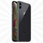 iPhone XS Max 64GB Space Grey deals