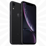 Lowest UK prices for iPhone XR 64GB Black contracts