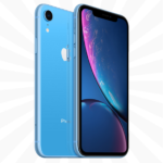 iPhone XR 64GB Blue cheapest deals