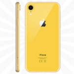 Compare the cheapest UK contract deals for iPhone XR 64GB Yellow