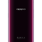 Oppo Find X 256GB Bordeaux Red
