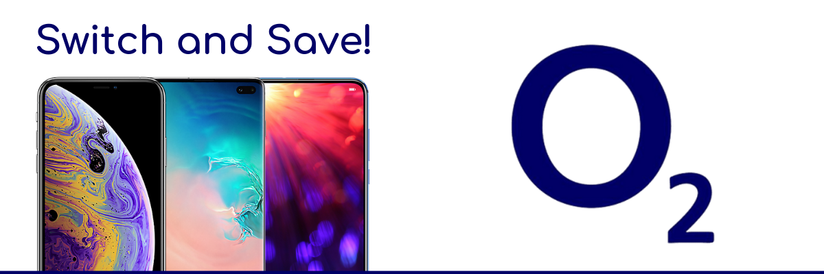 Compare the cheapest O2 deals today and save!