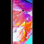 Samsung Galaxy A70 128GB Coral