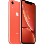 Apple iPhone XR 128GB in Coral