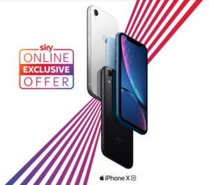 Online Exclusive iPhone XR deals