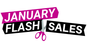 January Flash Sales