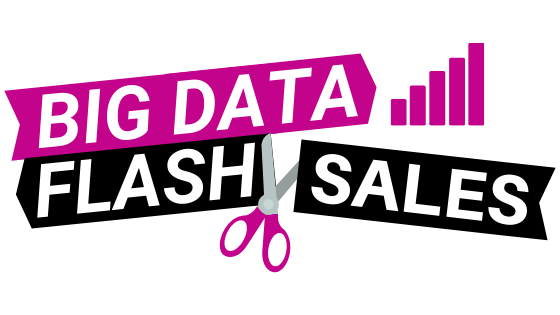 Big Data Flash Sales Deals