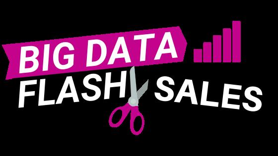 Big Data Flash Sales Deals