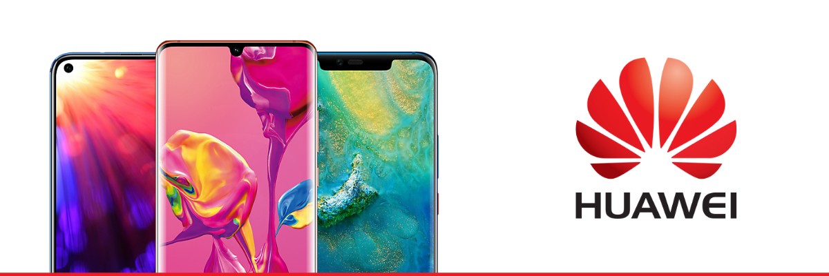 Lowest prices for Huawei phone deals