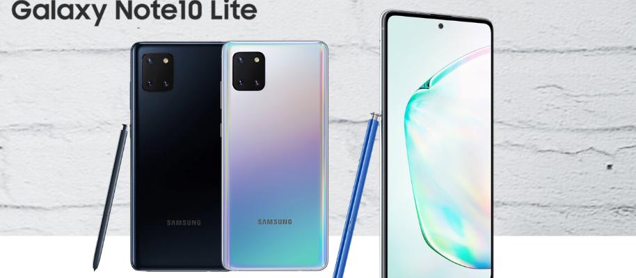 Best Deals For The New Samsung Galaxy Note10 Lite Phones Ltd