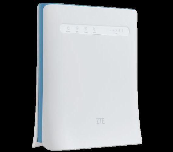 4G broadband router ZTE MF286D
