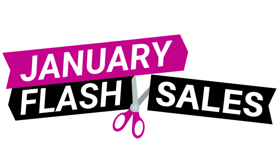 Mobile Phones Deals January Flash Sales
